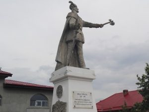 Statue of Mihai Viteazu