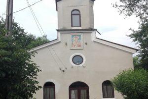 Църквата Свети Първенци, Кълугърен