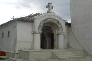Mausoleul Eroilor, Comana