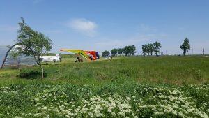 Comana Airfield, Comana