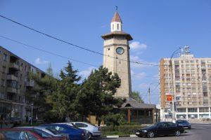 Turnul Ceasornicarului, Giurgiu