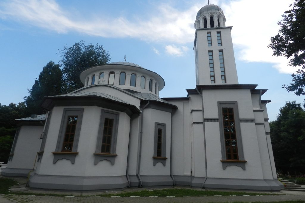 Ascension of Our Lord Church, Giurgiu » Audio Travel Guide