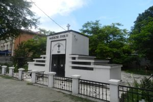 The Mausoleum of the Heroes, Giurgiu