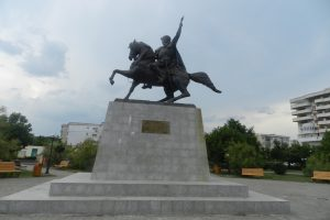 The Statue of Michael the Brave, Giurgiu