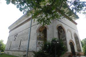 Biserica Sf. Voievozi, Herești