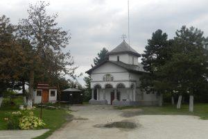 The Church of St. Voivodes, Mihailesti