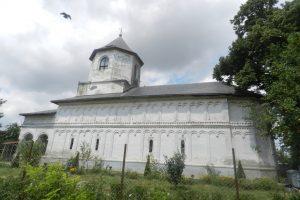 Mănăstirea Sf. Nicolae, Mironești