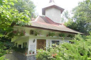 Ioan Rusu Monastery, Slobozia