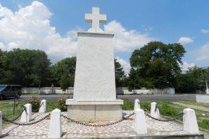 Monumentul Eroilor, Vedea