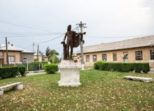 The Statue of Apollo Belvedere, Giurgiu