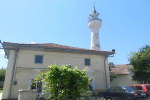 Джамия Чернавода, Чернавода
