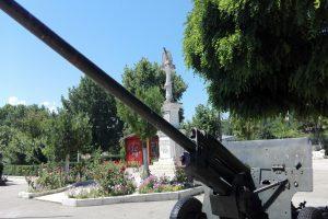 Heroes Monument, Cernavoda