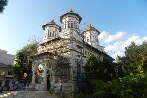 Църквата Успение на Света Богородица, Констанаца