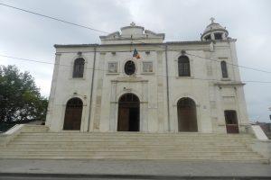 Гръцката Църква Метаморфозис, Констанца