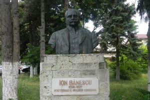 The Bust of Ion Banescu, Constanţa