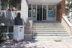 Бюстът на Григоре Антипа, Констанца