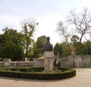 Bustul lui Vasile Pârvan, Constanța