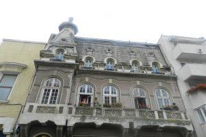Casa Avocat Bârzan, Constanța