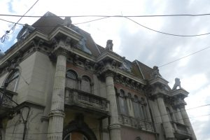 The House with Lions, Constanta