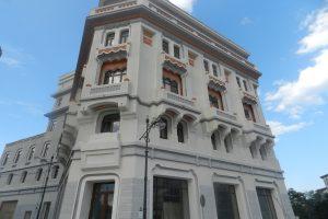 Fostul Hotel Mercur, Constanța