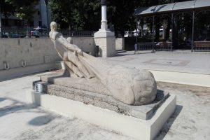 Групова Статуя На Рибари, Констанца