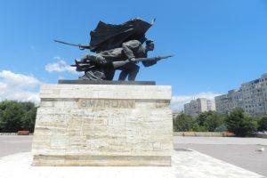 Monumentul Eroilor, Constanța