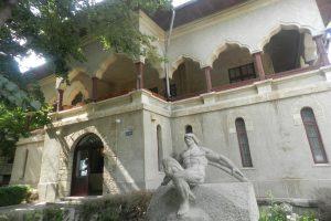 Музея За Скулптура Йон Жаля, Констанца
