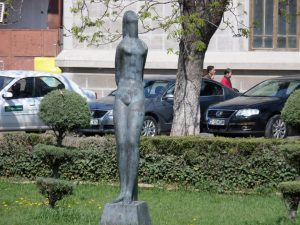 The Bliss Statue, Constanța