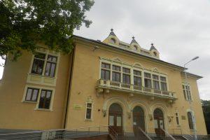 Tribunalul Constanța, Constanța