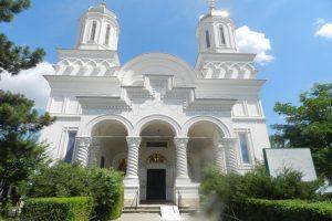 Biserica Sf. Constantin și Elena, Hârșova