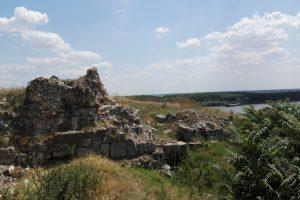 Cetatea Carsium, Hârșova
