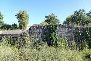 Крепостта Калатис, Мангалия