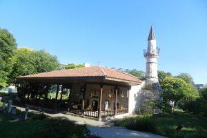 Джамията Есмахан Султан, Мангалия