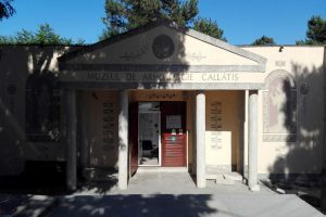 The Museum of Archeology from Callatis, Mangalia