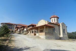 St. John Casian Monastery, Târguşor
