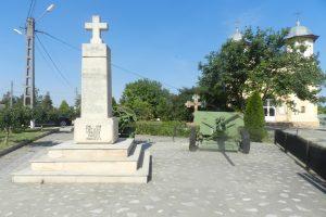 Monumentul Eroilor, Târgușor