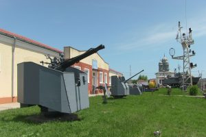 Военноморски Музей, Мангалия