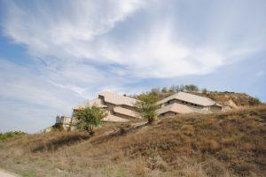 The Basarabi Monastery, Murfatlar
