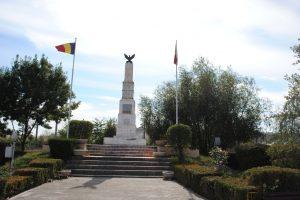Monumentul Eroilor Murfatlar, Murfatlar