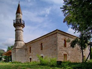 The Abdul Medgid Mosque, Medgidia