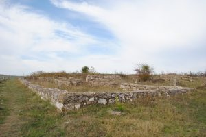 Cetatea Adamclisi, Adamclisi