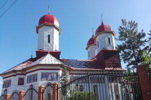 Biserica Sfantul Ierarh Nicolae Mircea Vodă, Călărași
