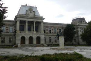 Palatul Prefecturii Călăraşi, Călăraşi