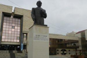The Statue of Ionel Brătianu, Călărași