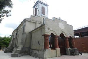 Biserica Sfântul Nicolae, Ciocăneşti – Mărgineni