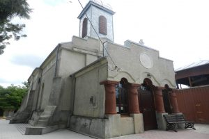 Saint Nicholas Church, Ciocăneşti – Mărgineni