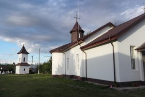 Saint Nicholas Church, Dor Marunt I