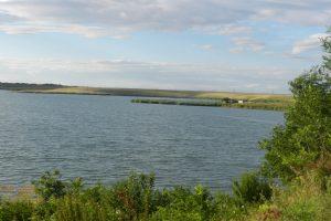 Lacul Frăsinet, Frăsinet