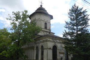Biserica Sfântul Dumitru, Mănăstirea