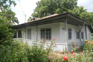 Къща-Музей Александру Сахия, Мънъстиря